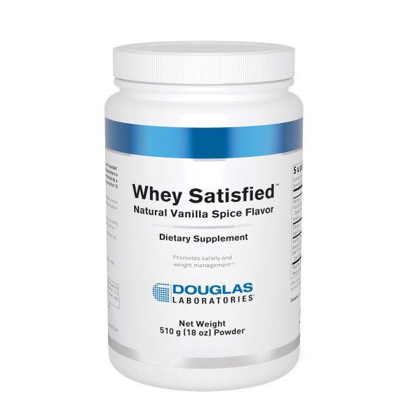 Image of Whey Satisfied