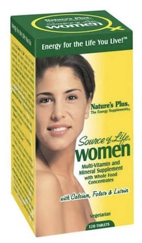 Image of Source of Life Women Multivitamin