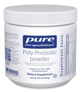 Image of Poly-Prebiotic Powder
