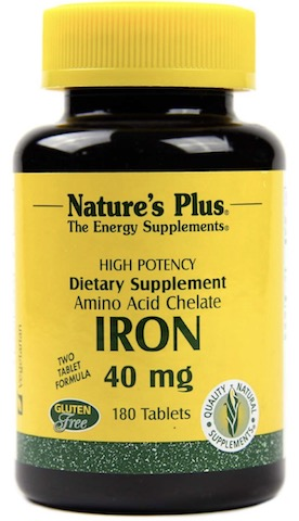 Image of Iron 40 mg