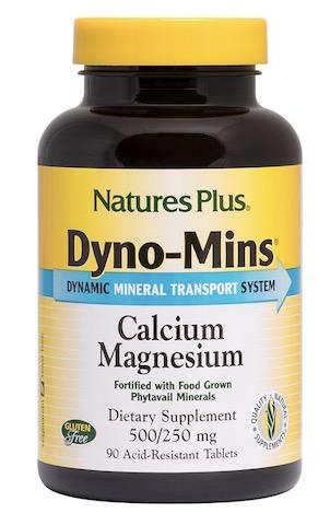 Image of Dyno-Mins Calcium & Magnesium 500/250 mg