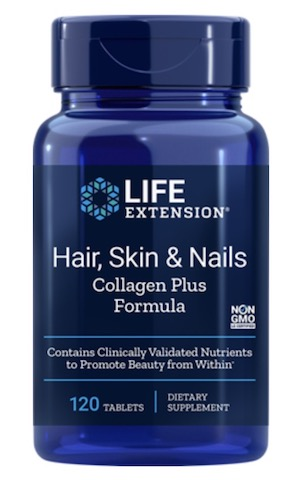 Image of Hair, Skin & Nails Collagen Plus Formula