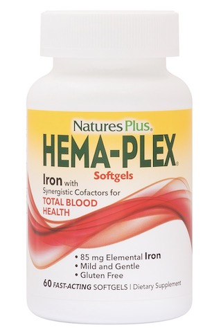 Image of Hema-Plex Softgels