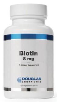 Image of Biotin 8 mg