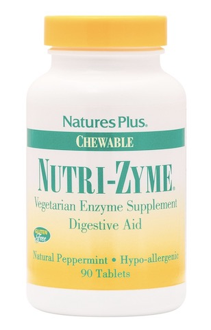 Image of Nutri-Zyme Vegetarian Digestive Aid Chewable