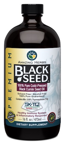 Image of Premium Black Seed Oil Liquid