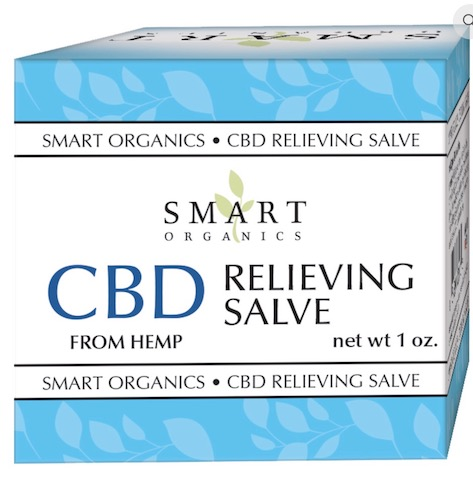 Image of CBD Relieving Salve