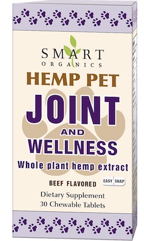 Image of Hemp Pet Joint and Wellness Chewable Beef
