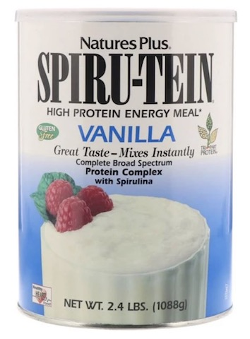 Image of Spiru-Tein Shake Powder Vanilla