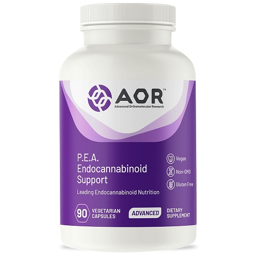 Image of P.E.A.k Endocannabinoid Support 400 mg