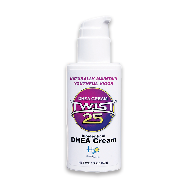 Image of Twist 25 DHEA Cream