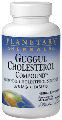 Image of Guggul Cholesterol Compound 375 mg