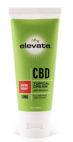 Image of CBD Topical Cream (Heating Therapy)