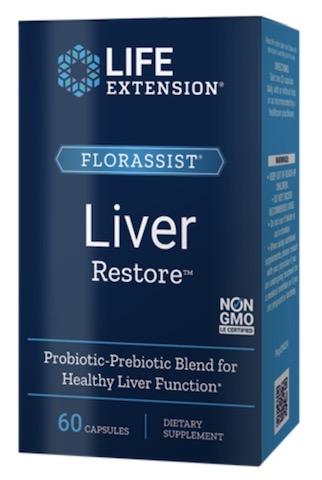Image of FLORASSIST Liver Restore