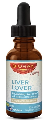 Image of Bioray Daily Liver Lover Liquid