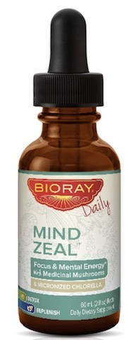 Image of Bioray Daily Mind Zeal Liquid