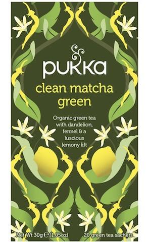 Image of Tea Clean Matcha Green Organic