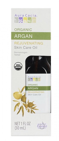 Image of Skin Care Oil Argan Organic