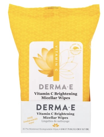 Image of Vitamin C Brightening Glow Micellar Wipes
