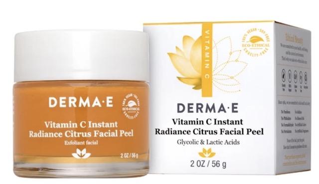 Image of Vitamin C Instant Radiance Citrus Facial Peel