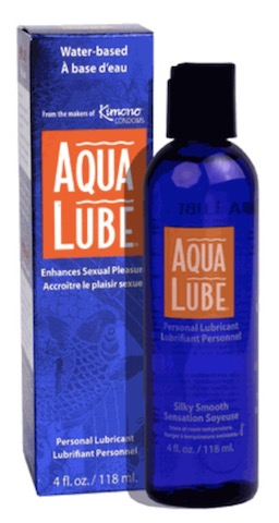 Image of Aqua Lube Personal lubricant (Water-Based)