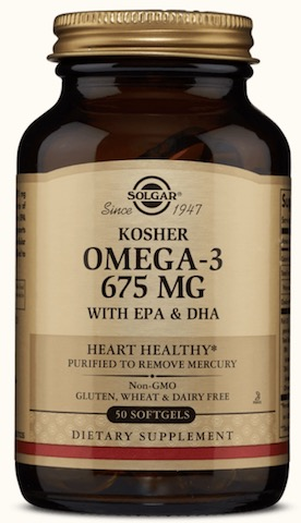 Image of OMEGA-3 675 mg KOSHER