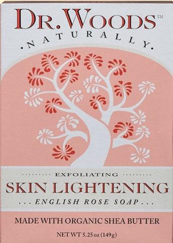 Image of Bar Soap English Rose (Skin Lightening)