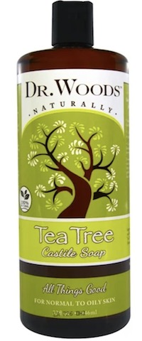Image of Liquid Castile Soap Tea Tree