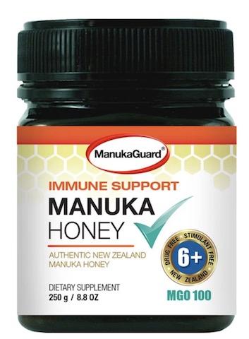 Image of Immune Support Manuka Honey MGO 100 6+