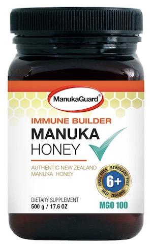 Image of Immune Builder Manuka Honey MGO 100 6+