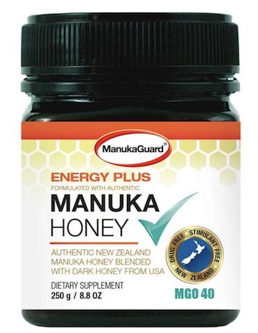 Image of Manuka Honey Blend Energy Plus MGO 40