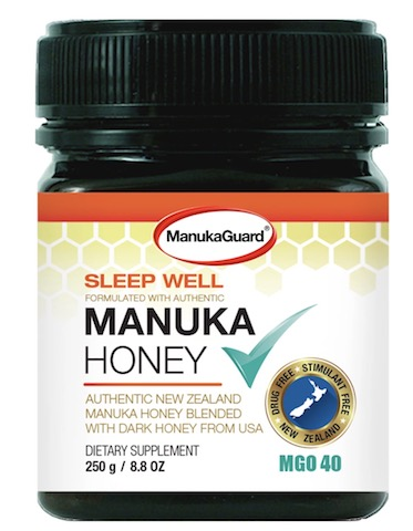 Image of Sleep Well Manuka Honey Blend MGO 40