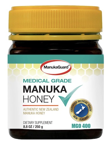 Image of Manuka Honey Medical Grade MGO 400