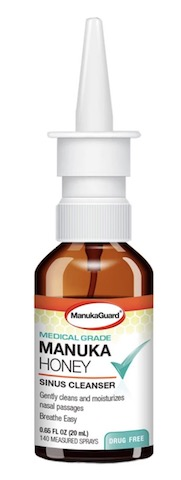 Image of Medical Grade Manuka Honey Sinus Cleanser Spray