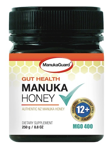 Image of Manuka Honey Gut Health MGO 400 12+
