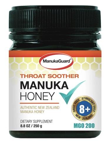 Image of Manuka Honey Throat Soother MGO 200 8+