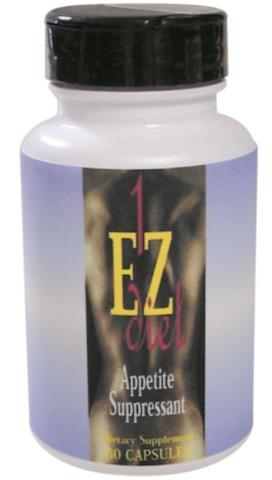 Image of Appetite Suppressant EZ 1 Diet (for Men)