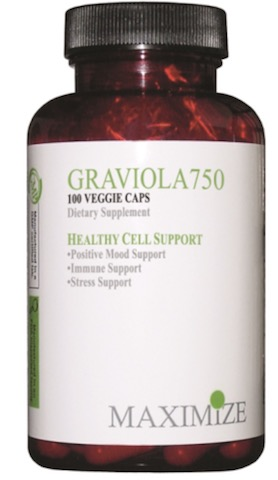 Image of Graviola 750 (350 mg each Capsule)