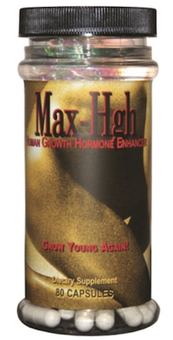 Image of Max-HGH