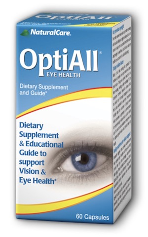 Image of Optiall Caps for Healthy Vision