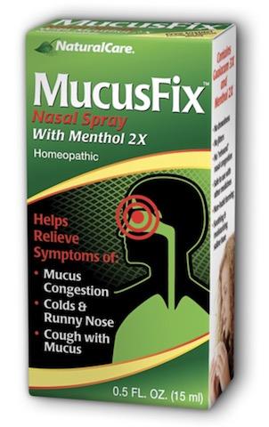 Image of MucusFix Nasal Spray