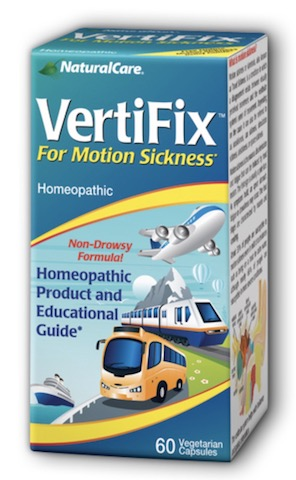 Image of VertiFix for Motion Sickness