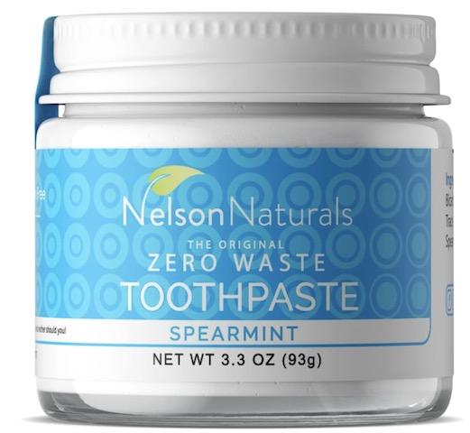Image of Toothpaste Jar The Original Zero Waste Spearmint