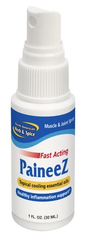 Image of PaineeZ Topical Cooling Spray