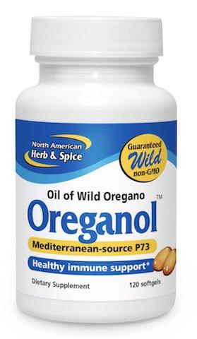 Image of Oreganol P73 Oil of Wild Oregano Softgel