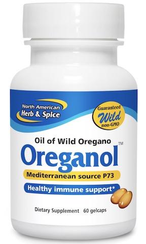Image of Oreganol P73 Oil of Oregano Softgel