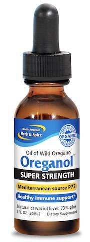 Image of Oreganol P73 Oil of Oregano SUPER STRENGTH Liquid