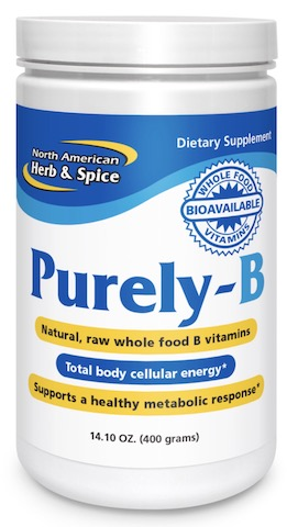 Image of Purely-B (Whole Food B Vitamins) Powder