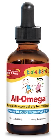 Image of Kid-e-Kare All-Omega Liquid