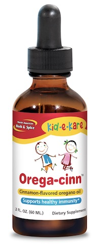 Image of Kid-e-Kare Orega-Cinn Liquid